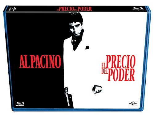 EL PRECIO DEL PODER - EDICIÓN HORIZONTAL (BD) [Blu-ray]