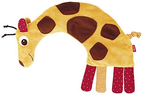 sigikid, Mädchen und Jungen, Wärmekissen Giraffe, Gelb, 40997