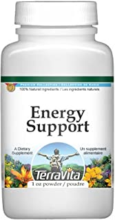 Energy Support Powder - Panax Ginseng, Eleuthero and Licorice (1 oz, ZIN: 517248) - 2 Pack