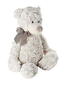 Mousehouse Gifts Oso de Peluche Stuffed Animal Plush Teddy Bear de 35 cm marrón Claro y Muy Suave