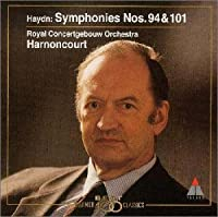 HAYDN:SYM NO.94 SURPRISE NO.101 CLOCK by HARNONCOURT (2000-06-21)