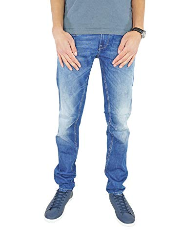 PME Legend Skymaster Stretch Denim Herren Jeans - 32/34