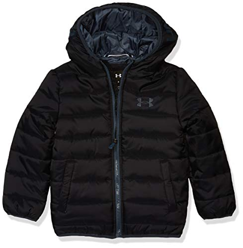 Mens Big Pronto Black Puffer Jacket