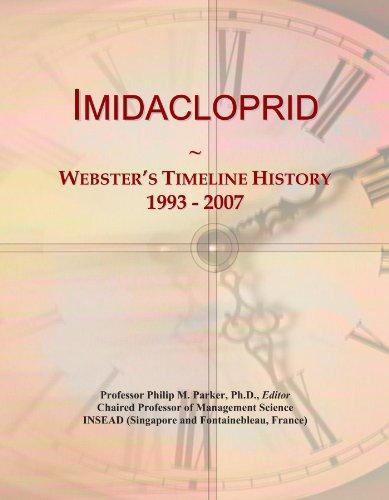 Imidacloprid: Webster's Timeline History, 1993 - 2007