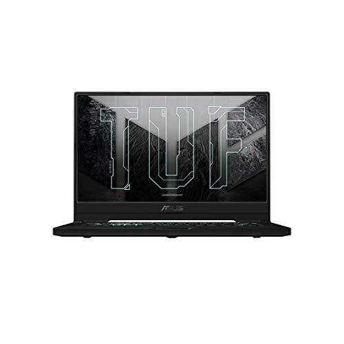 "ASUS TUF Dash F15 TUF516PM-HN135 - Gaming Laptop 15.6"" FullHD (Intel Core i7-11370H, 16GB RAM, 512GB SSD, NVIDIA RTX3060-6GB, Sin sistema operativo) Gris Eclipse - Teclado QWERTY español"
