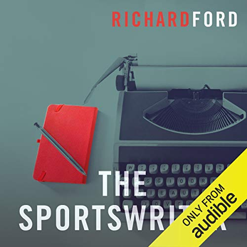 The Sportswriter cover art