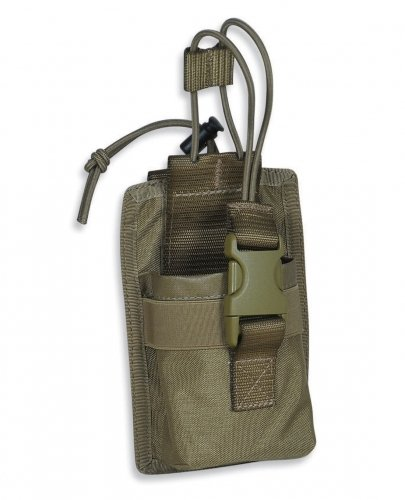 Tasmanian Tiger TT Tac Pouch 3 Radio Funkgerätetasche; MOLLE-kompatibel; 16 x 11 x 2 cm, Khaki