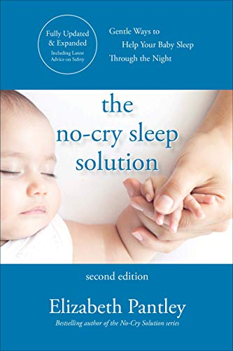 Best No Cry Sleep Training Books