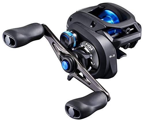 SHIMANO SLX DC 150 Baitcast Fishing Reel Right Hand Retrieve 6.3:1 Gear Ratio