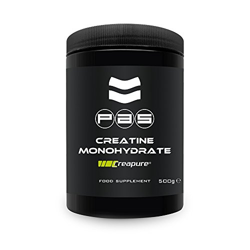 Pro Athlete Supplementation 530 g Creapure Creatine Monohydrate Powder