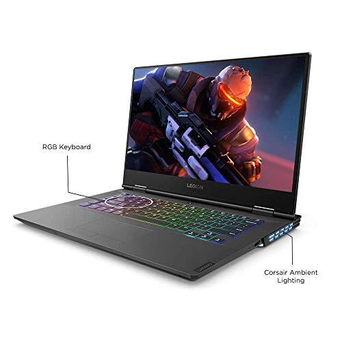 Lenovo Legion Y740 9th Gen Intel Core i7 15.6 inch FHD Gaming Laptop (16GB/1TB SSD/NVIDIA RTX 2060 6GB Graphics/Windows 10/MS Office/Black/2.2Kg), 81UH006YIN