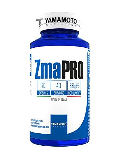Yamamoto Nutrition ZmaPRO, 120 caps, 90 g