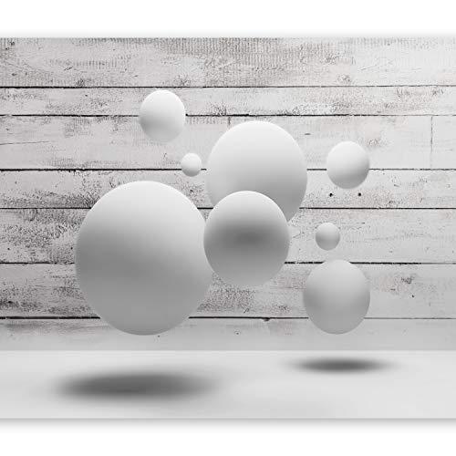 murando Papier peint intissé 350x256 cm Décoration Murale XXL Poster Tableaux Muraux Tapisserie Photo Trompe l'oeil bois balle 3D f-A-0322-a-a