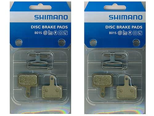 Bremsbeläge Shimano B01S Original 2 Stück, Fahrrad