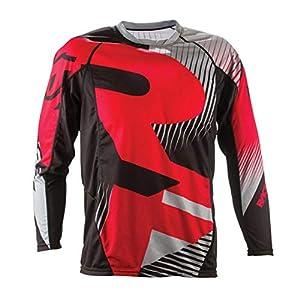 D-SYANA8 Camiseta de Bicicleta Moto Motocross MTB Jersey Ciclismo Manga Larga Deporte al Aire Libre para Gimnasio Entrenamiento Correr Unisex Fluorescent Green L