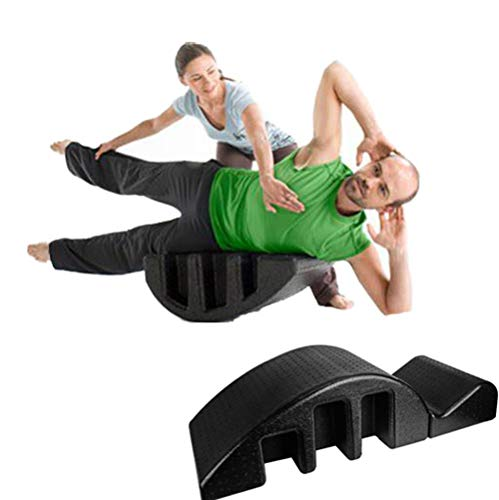 HLEF Pilates Matte Pilates Arc Massageliege Wirbelsäulenkorrektur Yoga Pilates Geräte Massagebett Fettverbrennung Fitnessgeräte Gymnastikmatte Cervical Correction Balanced Body Manual Balanced Body