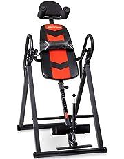Sportstech fitnessbank voor fitness en rugmassage | trainingsbank inversion table voor thuis | hometrainer opklapbaar tot 120 kg | smart trainer voor je home workout equipment | IT200