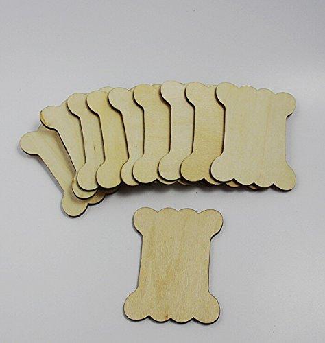 CHENGYIDA 10-delige ZAKKA zware Kraft kaart blanco draad lint touw SPOOL spoel reel organizer