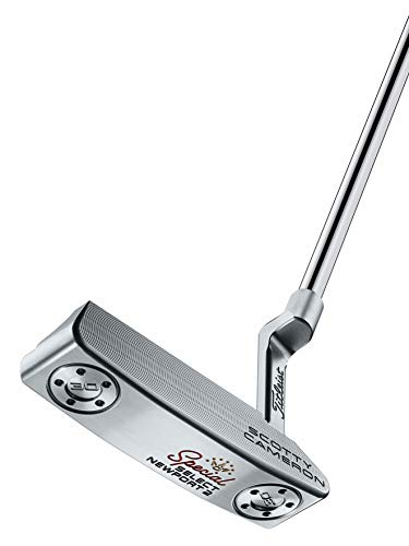 タイトリスト『SPECIAL SELECT PUTTERS NEWPORT 2』