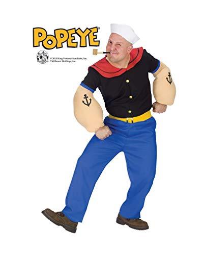 Origineel Popeye Kostuum ML