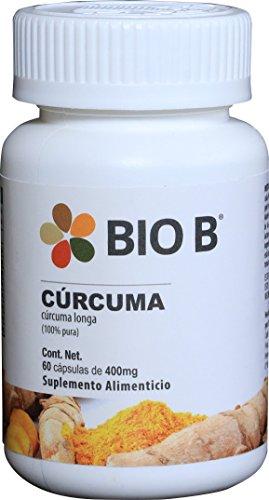 Bio B 60 cápsulas Cúrcuma