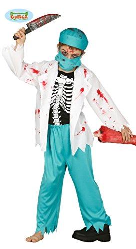 Guirca 83149 - Doctor Zombie Infantil Talla 10-12 Años