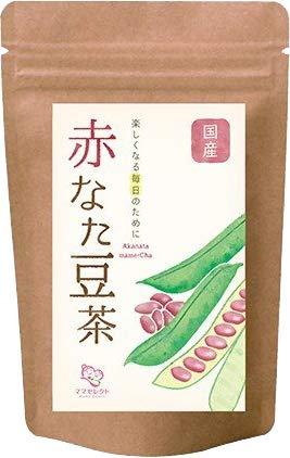 国産赤なた豆茶ティーパッグ無農薬無添加(島根・鳥取県産)3g×30包なた豆茶