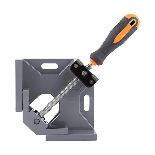 WolfGo 90° Rechthoek Klem, 2.75'' Houtbewerking Clip Tool met Handvat voor Klem Frame Case Kasten Hekken Rek