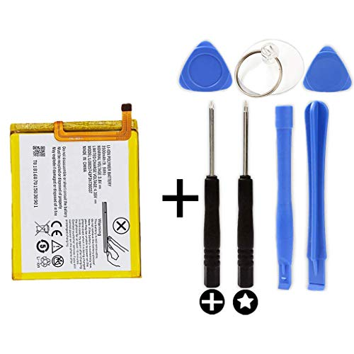 Bateria para ZTE Blade V7 Lite/Small Fresh 4 + Kit Herramientas/Tools | Li3825T43P3h736037