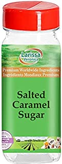 Salted Caramel Sugar (4 oz, ZIN: 526492)
