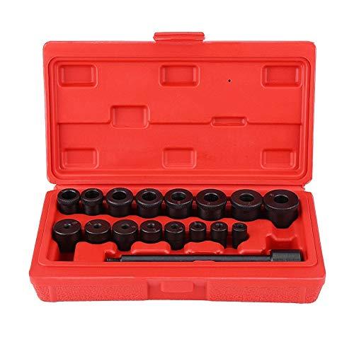 KSTE 17pcs Zentrierdorn Kupplungswerkzeug Satz Kupplungs Installation Werkzeugkupplung Spine Set