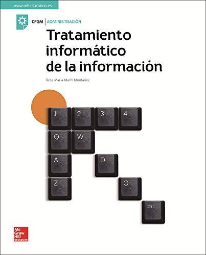 LA - Tratamiento informatico de la informacion GM. Libro alumno