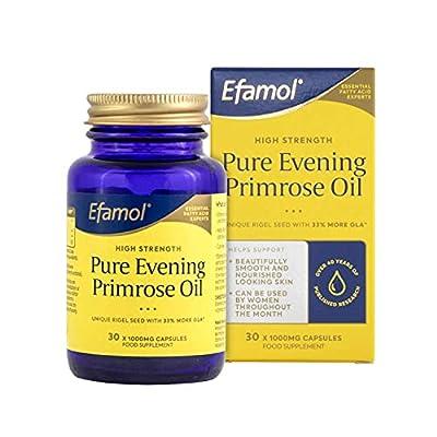 Efamol High Strength Pure Evening Primrose Oil 1000mg - 30 Capsules