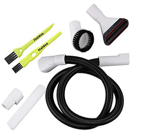 Kit de cepillos de tubo flexible para Vorwerk Folletto VK 140, VK150, VK200, VK220, boquillas de cerdas