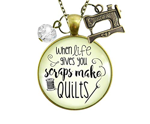 Quilters Necklace
