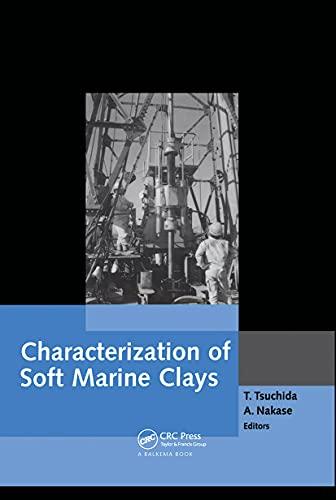 Characterization of Soft Marine Clays: Proceedings of the International Symposium, Bothkennar, Drammen, Quebec & Ariake Clays, Yokosuka, Japan, 26-28 February 1997