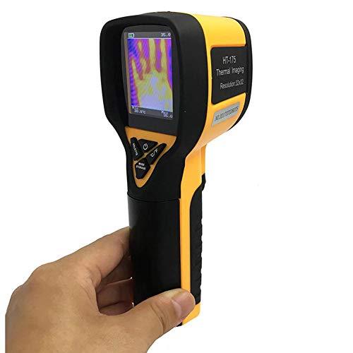 HT-175 Caméra thermique infrarouge portable avec écran couleur et thermomètre infrarouge numérique