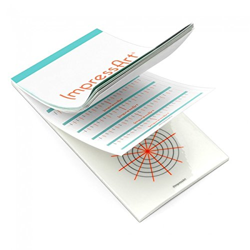 ImpressArt Metal Stamping Sticker Guides