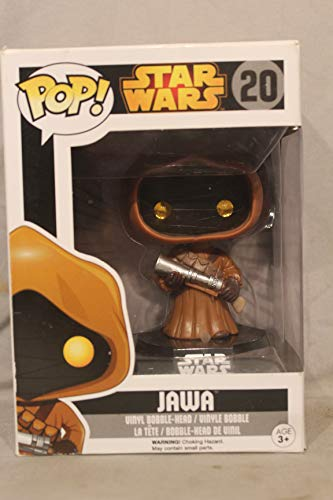 Star Wars POP! Vinyl Cabezon Jawa Black Box Re-Issue 10 cm