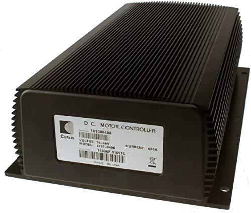 Hcodec 1219-8406 DC Excited Controller für Curtis 36/48V 600A für elektrischen Gabelstapler