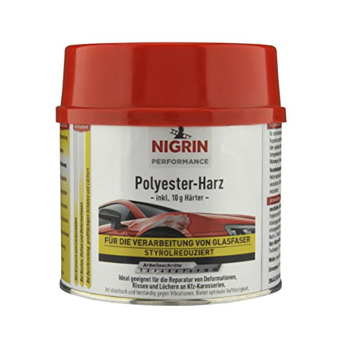 NIGRIN 72118 Performance Polyester-Harz 500 g