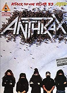 Anthrax -- Attack of the Killer B's: Authentic Guitar TAB