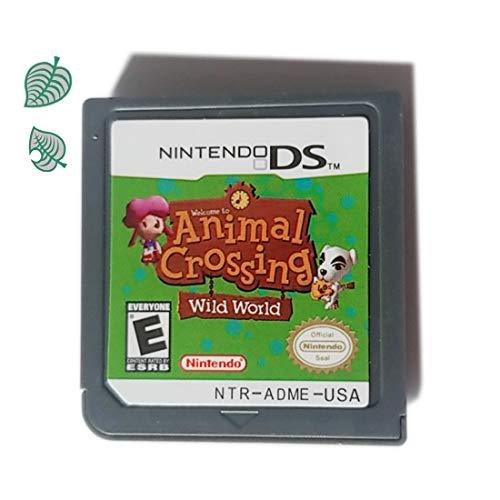 Animal Crossing Game Card Wild World für Nintendo DS/DSi / 3DS XL