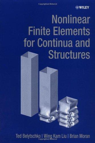 Nonlinear Finite Elements for Continua