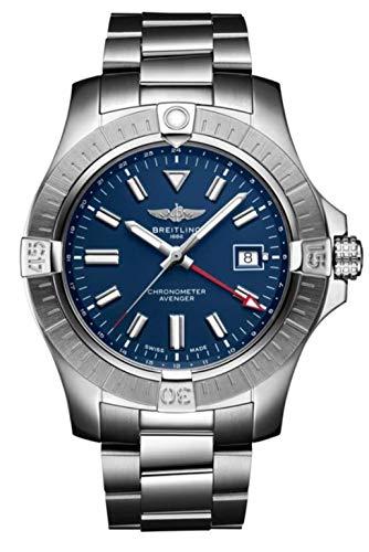 Breitling Avenger GMT 45 - Reloj automático para hombre