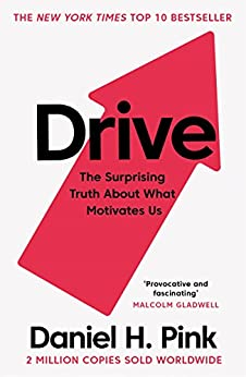 Drive: The Surprising Truth About What Motivates Us by [Daniel H. Pink]