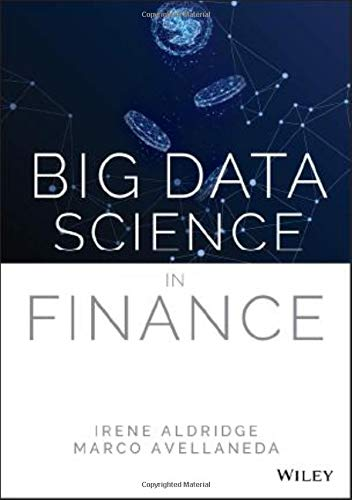 Big Data Science in Finance Front Cover