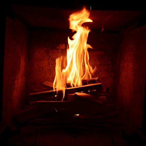 10 kg Anzündholz Anmachholz Brennholz Feuerholz für Kamin und Ofen sauber und trocken