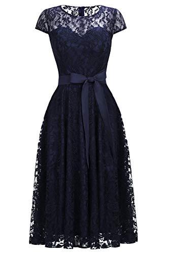 Babyonlinedress TAFT Damen übergöße Abendkleid für Hochzeitgäste Tanzkleid Geburtstagskleid...