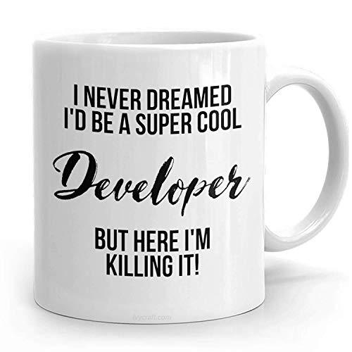 Rael Esthe PassionWear Developer Mug, Developer Gift, Gift for Developer, Developer, Developer